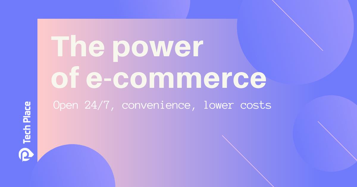Η δύναμη του e-shop στις μέρες μας